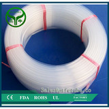 PFA coil pipe with large flexible and bending performance