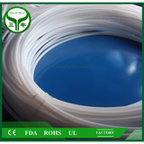 fireproof high-low temperature resistance ptfe/pfa/fep pipe