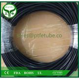 PTFE tubing/Teflon tubevirgin white glass filled ptfe tube / SUNIU