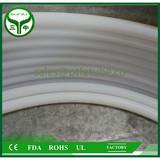 PTFE Tube/PTFE Pipe , ptfe convoluted tube pipe hose tube / suniu