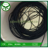 flexible ptfe tube / suniu black ptfe hose