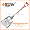 wooden handle camping shovel