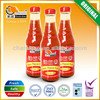 2014 hot sell bulk hot chili sauce