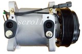 auto air-condition scroll compressor for the wend steed Pika of Changcheng