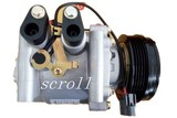 auto air-condition scroll compressor for Fit 86 series
