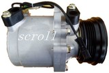 auto air-condition scroll compressor for the star of changan