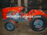 cheap stock 12hp belt drive farming tractor