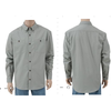 A-1 Men's functional canvas shirt