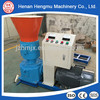 Hengmu Brand Simple Operation flat-die Wood Granulator Machine
