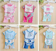 5pcs/ lot Luvable Friends Baby Romper Hanging 5 Pack Raccoon Baby Bodysuits,newborn baby clothing, Bodysuit ,Baby clothing