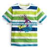 new design fashion high quality multicolor summer baby boys t shirt