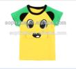 new design high quality fashion cutton pattern baby boys t shirts