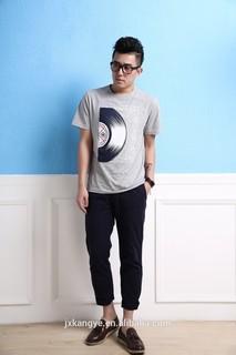 Fashion 100% cotton new design shirts,men's shirts made in China
