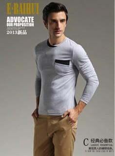 Sample blank long sleeves ready made cotton shirts