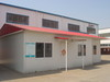 Use and Sandwich Panel steel structure Material luxury prefab villa house design