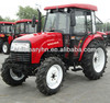 Cheap tractor 40hp with EPAIV engine 1 year gurantee