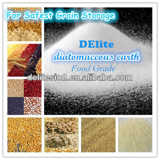Food Grade Diatomaceous Earth For Safe