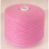100% Pure Cashmere Yarn 26s/2 for Knitting &Weaving (QW-26100)