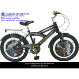 """20"""" children bicycle with strong struction,hot sell to pakistan"""