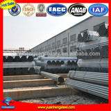 good quality hot dipped zinc coated steel pipe