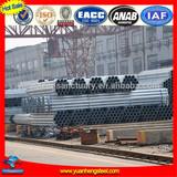 China manufacturer hot dip galvanized steel pipe