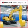 China crawler excavator 9 ton excavator DLS100-9B