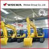 CE certified 13 ton excavator crawler excavator DLS130-9