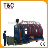 new condition high frerquency from 1000mm to 1400mm hydraulically CE approved hdpe welding machine price