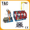 butt welders from 630mm to 800mm hydraulic plastic pipe hdpe welding machine price for sale