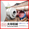 low price sawdust rotary dryer in China