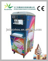 CE Approved Painted Commercial Soft Serve Ice Cream Make Machine