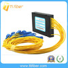 1x16 Cores Fiber Optic Splitter PLC SM