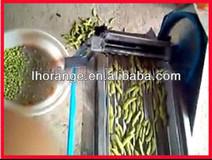 Wet or dry pigeon peas sheller