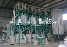100t/d-200t/d corn flour mill,rice flour mill,wheat flour mill