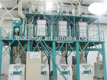 100t/d-200t/d flour mill