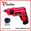 4V Electric Pistol Grip Flat Head Screwdriver