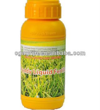 Humic Acid NPK Liquid Fertilizer for Rice,Wheat,Paddy