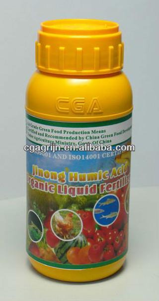 Humic Acid NPK Liquid Fertilizer