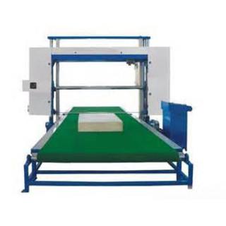 Standard Automatic Sponge Cutting Machine With Transducer Control , CE