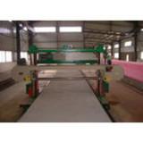 Horizontal Long Sheet Sponge Cutting Machine For Rigid PU Foam 60m / Min