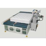 Professional Mattress Surrounding Tape Edge Sewing Machine / Equipment