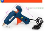 110-240V 20w 40w 60w hot glue gun hot melt glue gun made in China