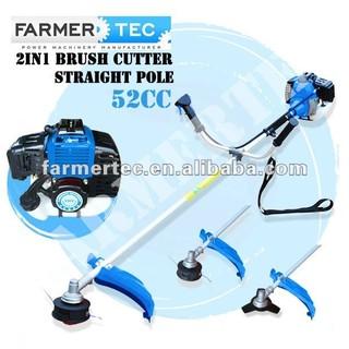 CE Approved Gasoline Brush Cutter 52cc