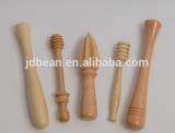 superior quality wooden muddler for sale/bulk sale of wooden muddler
