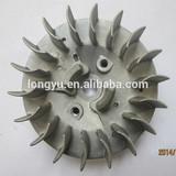 Quality ignition coil,flywheel,carburetor and cylinder kit for 2-stroke NB411