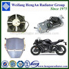 Aluminum radiator motocycle radiator