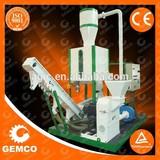 GEMCO small ring die biomass fuel pellet plant