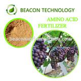 100% water soluble amino acid fertilizer, Amino acid Chelated trace elements