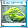 RFID Wristband, silicone type, various colors or customization on request