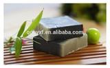Natural Herbal Bamboo charcoal Soap